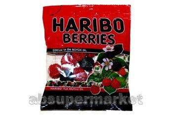 Haribo Berries (Halal) Candy, 80g