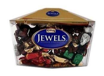 Galaxy Jewels Chocolates Gift Box, 200g (Assorted)