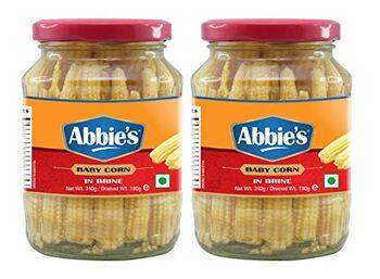 Abbie's Baby Corns, 340g, Pack of 2