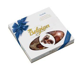 Belgian Seashells 20 Chocolate Box (250g)
