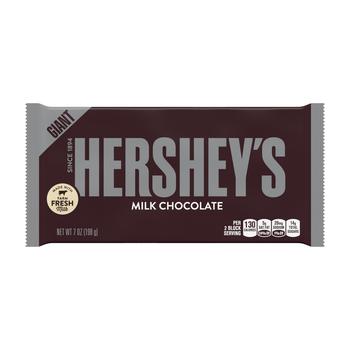 Hershey's Milk Chocolate Bar 192g