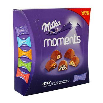Milka Moments Mix Flavors, 97 g