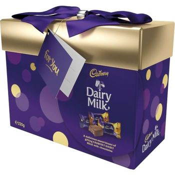 Dairy Milk For You Gift Box 220G
