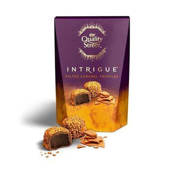 Quality Street Intrigue Salted Caramel Truffles 200g