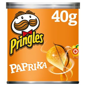 Pringles Paprika 40g Combo of Two