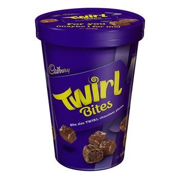Cadbury Twirl Bites Tub - 300g