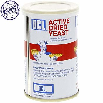 DCL Active Dried Yeast Tin, 125g