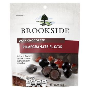 Brookside Pomegranate Flavor Dark Chocolate (198gm)