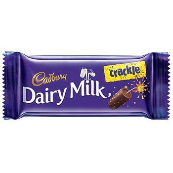 Cadbury Dairy Milk Crackle, 36g (Pack of 10)