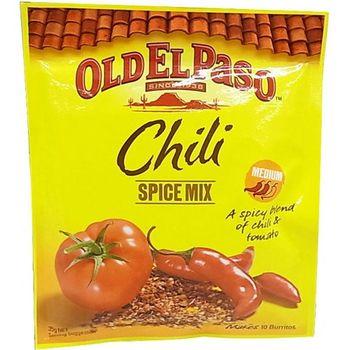 Old el Paso Chilli Seasoning, 35g