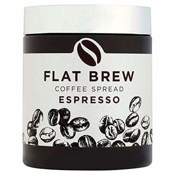 Flat Brew Coffee Spread Espresso, 285g