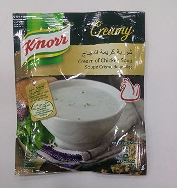 Knorr Cream of Chicken Soup, 54g