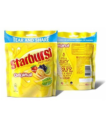 Starburst Fruit Chew Originals 150g