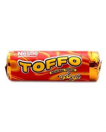 Nestle Toffo Original Toffee Box (48 X 19.2g), 921.6g