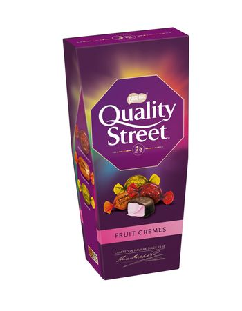 Nestle Quality Street  Fruit Cremes 240g