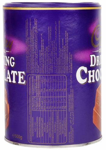 Cadbury Original Drinking Chocolate, 500g
