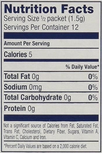 Jolly Rancher Singles To Go Green Apple Drink Mix Sugar Free,17.6g
