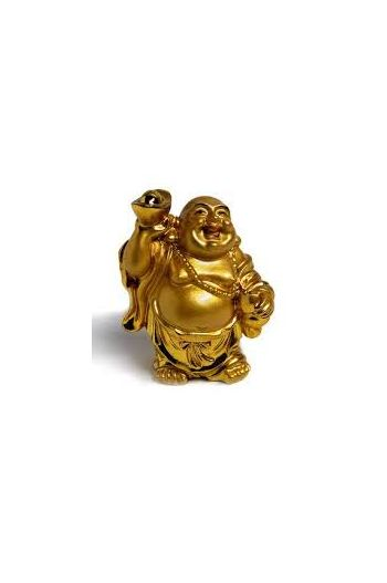 Laughing Buddha Statue 2.5 inches