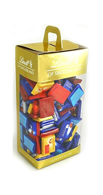 Lindt Of Switzerland napolitains Assorted Chocolate, 1Kg